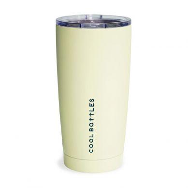 Cool Bottles - Kubek Termiczny 550 ml Pastel Green