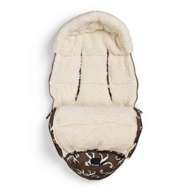 Elodie Details - Śpiworek do Wózka White Tiger