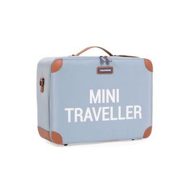 Childhome - Walizka Dziecięca Mini Traveller Szara