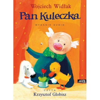 Wydawnictwo Media Rodzina - Audiobook Pan Kuleczka cz.1