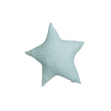 Muzpony - Poduszka w kształcie Gwiazdy Blink Mint