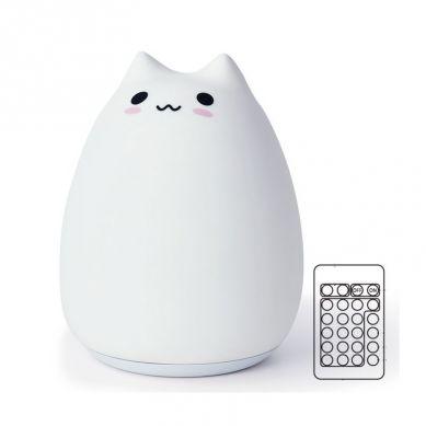 Rabbit&Friends - Lampka Kot Duża