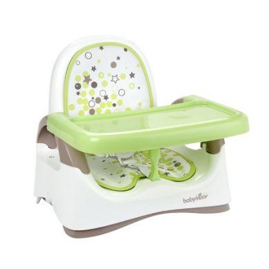 Babymoov - Kompaktowe Krzesełko Składane Almond / Taupe
