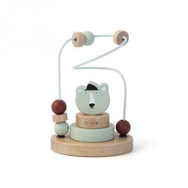 Trixie - Labirynt z Drewnianymi Koralikami Mr Polar Bear