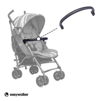Easywalker - Pałąk do Wózka Spacerowego Uniwersalny Black