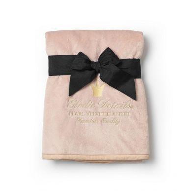 Elodie Details - Koc Polarowy Powder Pink
