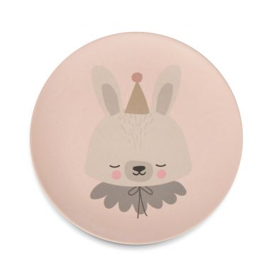 Eef Lillemor - Zestaw Obiadowy Bamboo Eco Circus Bunny
