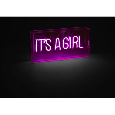 Childhome - Lampka Neon It's A Girl