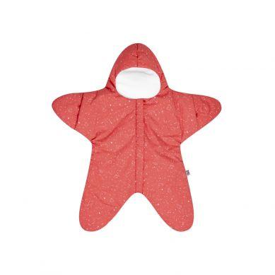 Baby Bites - Kombinezon Zimowy Star 3-6m Coral