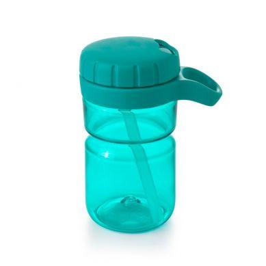 OXO - Bidon ze Słomką 2+ Teal 350 ml