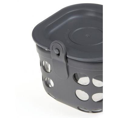 Lifefactory - Pojemnik na żywność 475ml Graphite