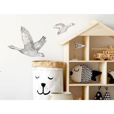 Pastelowelove - Naklejka na Ścianę Gąski