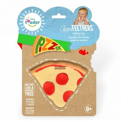 Little Toader - AppeTEETHERS Pizza Gryzak Pizza