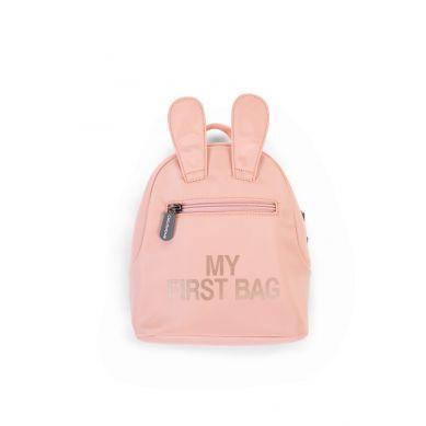 Childhome - Plecak Dziecięcy My First Bag Różowy