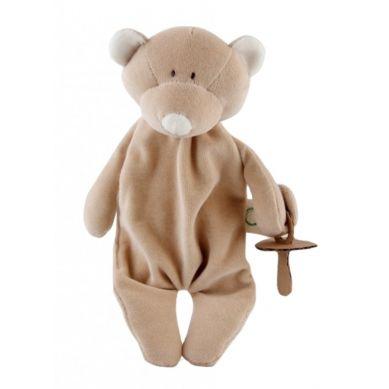 Wooly Organic - Strażnik Smoczka Classic Teddy 25cm