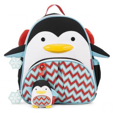 Skip Hop - Plecak Winter Zoo Pack Pingwinek z Zawieszką