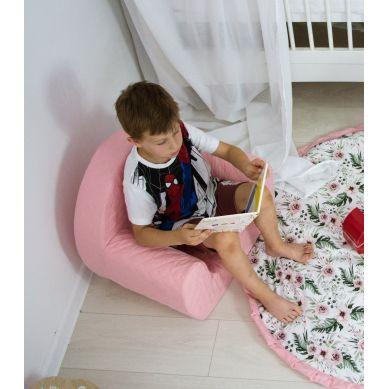 Muzpony - Wygodny Fotelik dla Dziecka Peonia