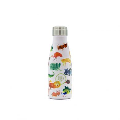 Cool Bottles - Butelka Termiczna Kids 260 ml Triple Cool African safari