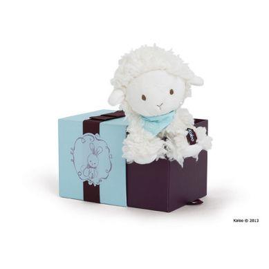 Kaloo - Przytulanka Owieczka Waniliowa w Pudełku Kolekcja Les Amis 19cm