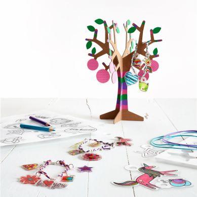 Apli Kids - Zestaw z Magicznym Plastikiem Biżuteria