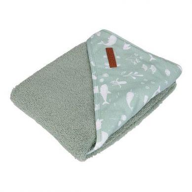 Little Dutch - Bawełniany Ręcznik Ocean Mint