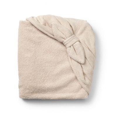 Elodie Details - Ręcznik Powder Pink Bow 80x80cm