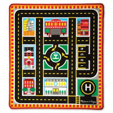Melissa & Doug - Mata do Zabawy City