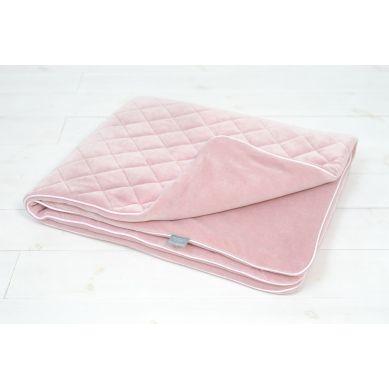Sleepee - Kocyk Welurowy Royal Baby Pink