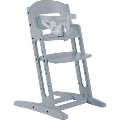 Baby Dan - Krzesełko do Karmienia Baby Dan DANCHAIR Szare