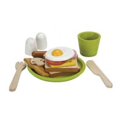 Plan Toys Zestaw Śniadaniowy