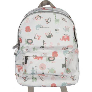 My Bag's - Plecak Dziecięcy Animals Pink