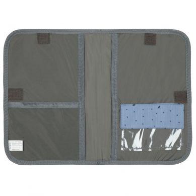My Bag's - Etui na Dokumenty Leaf Blue