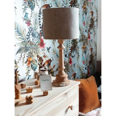 Lamps&co. - Lampa Stojąca Velvet Brown