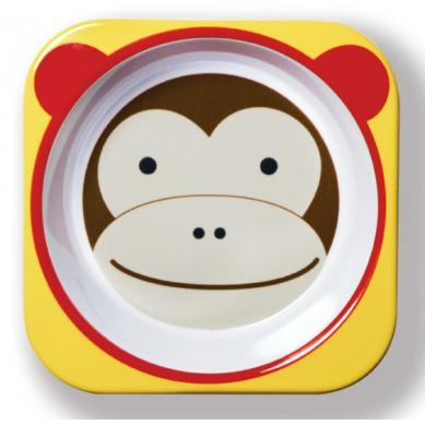 Skip Hop - Miseczka Małpka