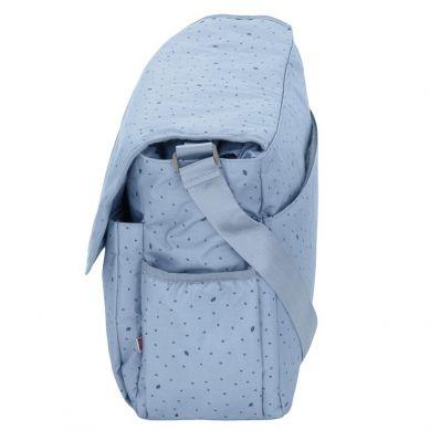 My Bag's - Torba do Wózka Flap Bag Leaf Blue