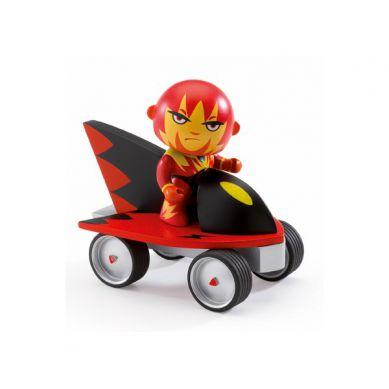Djeco - Figurka Firebird z Pojazdem
