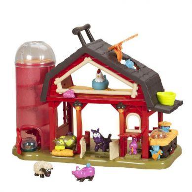B. Toys - Interaktywna Zagroda z Odgłosami Zwierząt