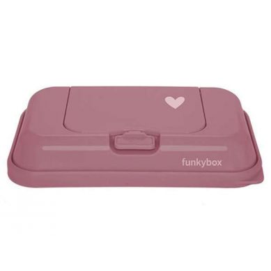 Funkybox - Pojemnik na Chusteczki To Go Punch Pink Little Heart