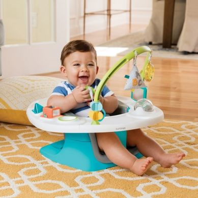 Summer Infant - Siedzisko Super Seat 4 w 1 Delux