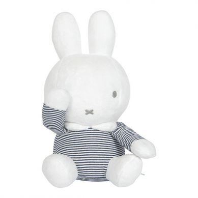 Tiamo - Przytylanka Miffy Peek a Boo Szaro-Biały Babyrib