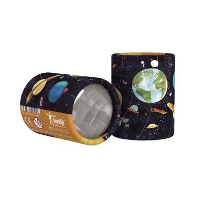 Londji - Mini Kalejdoskop dla Dzieci Odkrywaj Planety 3+