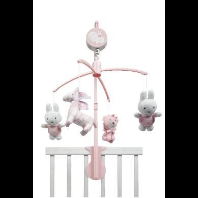 Tiamo - Karuzelka Miffy Pink Safari