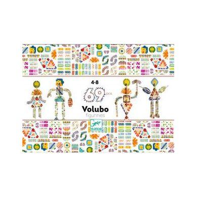 Djeco - Puzzle Volubo 3D Postacie