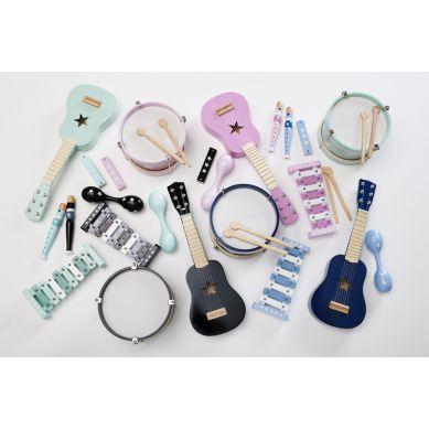 Kids Concept - Zestaw Instrumentów Różowy