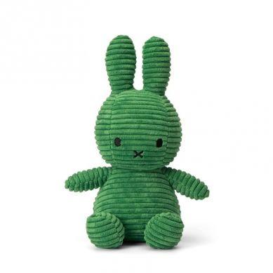 Miffy - Przytulanka Miffy Corduroy Green 23cm