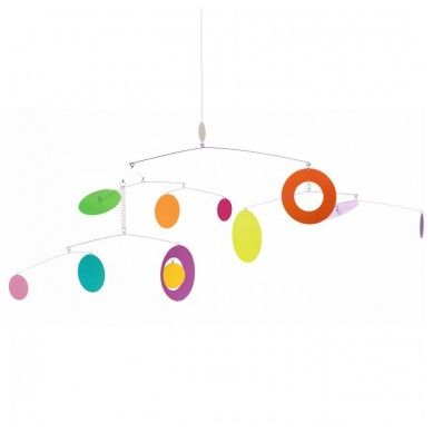 Djeco - Ruchoma Dekoracja Confetti