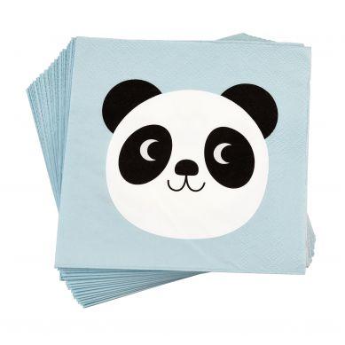Rex - Serwetki Urodzinowe Miko the Panda