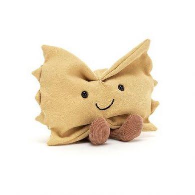 Jellycat - Amuse makaron kokardka 9 x 12cm