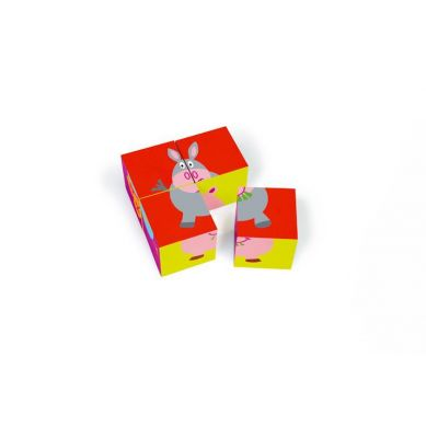 Scratch - Puzzle 4 Klocki Farma
