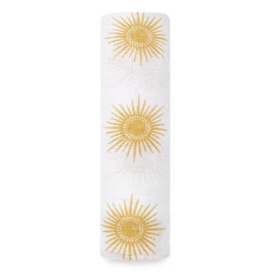 aden + anais - Otulacz Bambusowy Golden Sun Sun